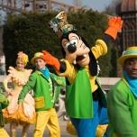 Goofys großer Auftritt bei Goofy's Garden Party