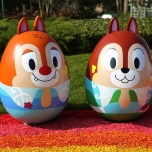 Swing into Spring Ostereier Chip and Dale