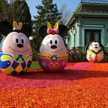 Swing into Spring Ostereier Mickey, Minnie und Pluto