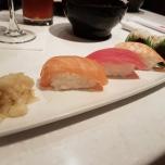Sushi im Teppan Edo