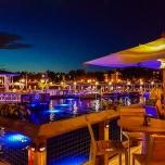 Terrasse des Restaurants The Boathouse