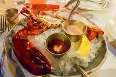 Lobster zur Vorspeise
