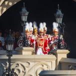 Marching Band am Schloss