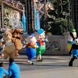 Oswald und andere Disney Figuren