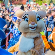 Miss Bunny im Disneyland Paris