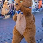 Berliotz aus Aristocats im Disneyland
