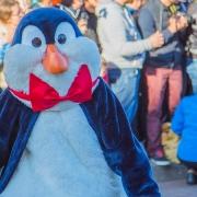 Pinguin aus Mary Poppins