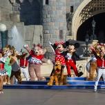 The Disneyland Paris 25th Anniversary Grand Celebration