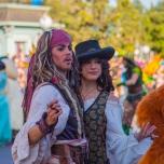 Jack Sparrow bei der Geburtstagsshow
