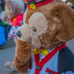 Duffy, der Disney Bär