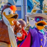 Quax der Bruchpilot & Darkwing Duck