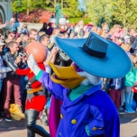 Darkwing Duck im Disneyland