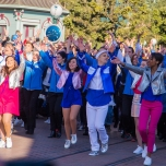 Cast Member Flashmob