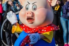Eines der drei kleinen Schweinchen