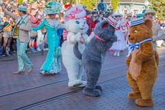 Aristocats im Disneyland Paris