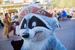 Meeko aus Disney's Film Pocahontas