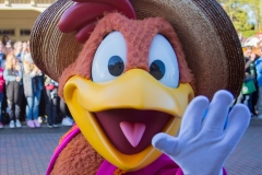 Panchito im Disneyland Paris