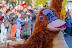 King Luie aus Das Dschungelbuch
