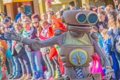 B.E.N. aus Disney's Schatzplanet im Disneyland