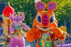 Alien-Experimente im Disneyland