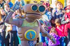 Figuren aus Disney's Der Schatzplanet