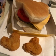 Mickey Shaped Nuggets gibts hier!