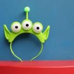 Haarreif Alien