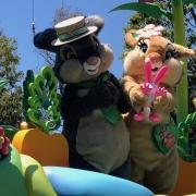 Klopfer & Mrs. Bunny