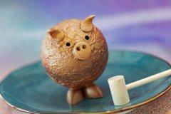 Schwein als Pinata