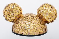 Luxe Logo Collection Mickey Hat