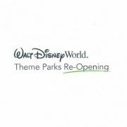 Walt Disney Worlds Plan zur Wiedereröffnung