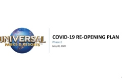Universal Orlando Covid-19 Re-Opening Plan