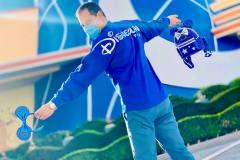Wishes Come True Blue Color Collection Disneyland Paris