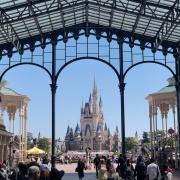 Der World Bazaar in Tokyo Disneyland
