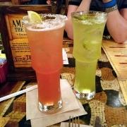Cocktails vor dem Essen