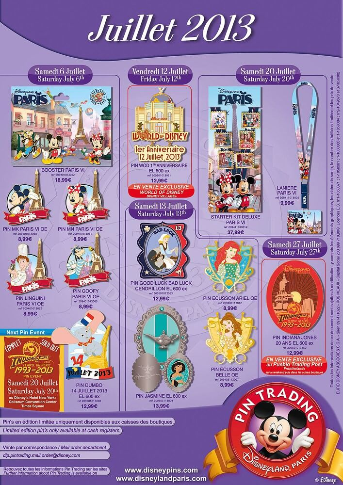 Welcome to Everything Mousey Pins - Disney Pin Store
