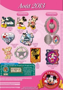 Bild der DLP Pins August 2013
