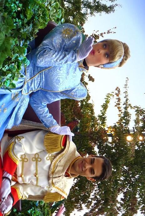Cinderella im Disneyland Paris