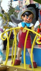 Hier kannst Du Pinocchio treffen