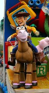 Hier erfährst Du, wo Du im Disneyland Paris Woody treffen kannst