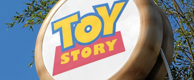 Bild zum 3. Geburtstag des Toy Story Playlands