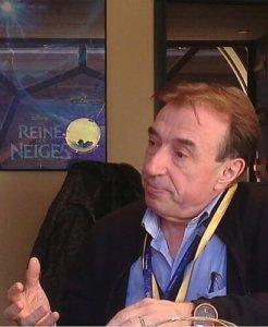 Vasile Sirli beim Interview
