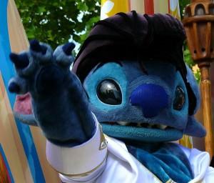 Stitch im Disneyland Paris treffen