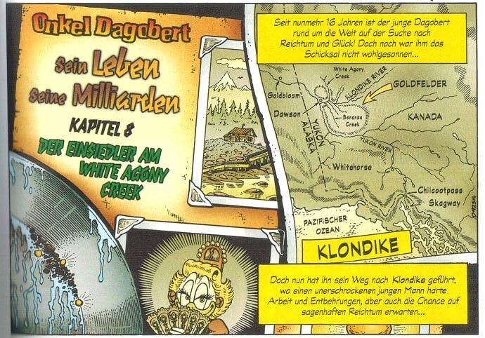 Cold Heart of the Klondike / Der Einsiedler am White Agony Creek
