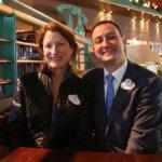 Tracy Eck & Laurent Cayuela - Imagineers (Art Director & Show Writer), Teil 1 - Cast Member Interviews