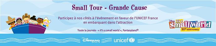 Small World Marathon zu Gunsten von Unicef