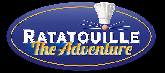 Ratatouille The Adventure Logo
