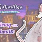 Rémy - Art of Animation: der dein-dlrp.de Zeichenkurs