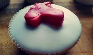 Cupcake Pferd