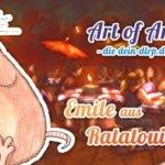 Emile - Art of Animation: der dein-dlrp.de Zeichenkurs